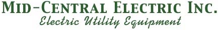 Mid Central Electric Logo